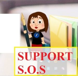 SOS support