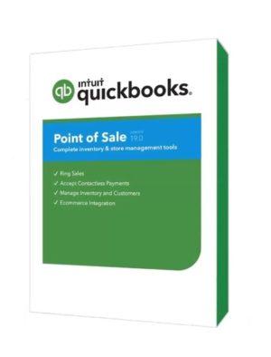 Quickbooks POS V 19