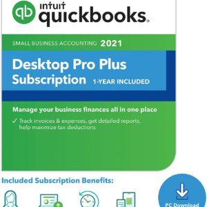 QuickBooks Prop Plus 2021